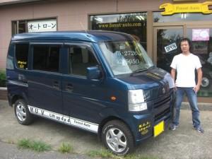 スズキ エブリィ ジョイン ターボ4WD FAFコンプリートカー (型式DA64V) 千葉県八街市 S様