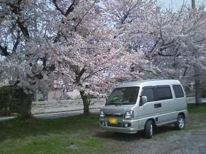 スバル サンバー ディアス 4WD FAFコンプリートカー (型式TW2) 青森県青森市 K様
