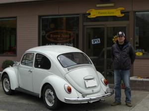 VW ビートル 千葉県八街市 K様