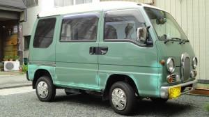 スバル サンバー ディアス クラシック 4WD (型式KV4) 秋田県湯沢市 Y様