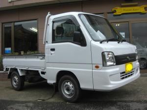 サンバー トラック 4WD (型式TT2) 千葉県栄町 K様