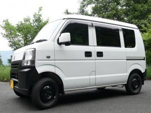 スズキ エブリィ バン 4WD (型式DA64V) 愛媛県大洲市 M様
