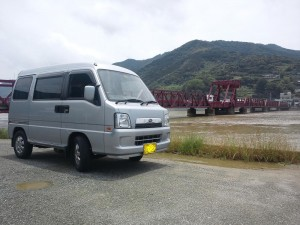 スバル サンバー ディアス 4WD (型式TW2) 愛媛県大洲市 U様