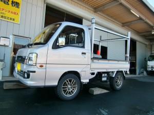 スバル サンバー トラック 4WD SC (型式TT2) 茨城県常陸大宮市 K様