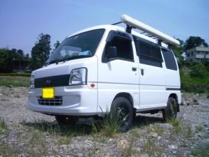 サンバー キャンパー 4WD (型式TV2) 埼玉県入間市 T様