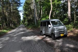 ダイハツ ハイゼット バン 4WD FAFコンプリートカー (型式S330V) 神奈川県茅ケ崎市 N様