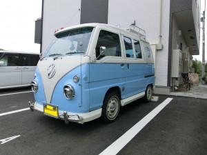 スバル サンバー VWバス仕様 (型式KV3) 愛知県豊橋市 M様