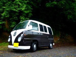 スバル サンバー VWバス仕様 (型式KV3) 神奈川県大和市 K様