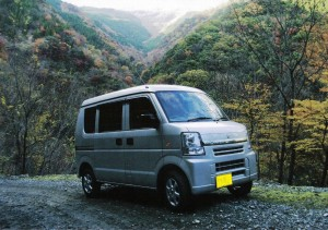スズキ エブリィ バン 4WD (型式DA64V) 三重県津市 I様