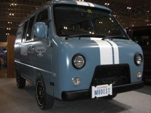 スバル サンバー バン 2WD (型式TV1) MODEST CARS様 PAZ