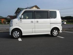 スズキ エブリィ ワゴン 4WD (型式DA64W) 埼玉県 蓮田市 N様