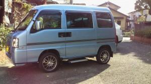 スバル サンバー バン 4WD (型式TV2) 佐賀県佐賀市 N様