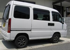 スバル サンバー ディアス 2WD SC (型式TW1) 千葉県市原市 K様