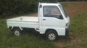 スバル サンバー トラック 4WD (型式KS4) 千葉県成田市 O様