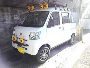 ダイハツ ハイゼット デッキバン 4WD (型式S331W) 東京都大田区 (株)輪栄 様