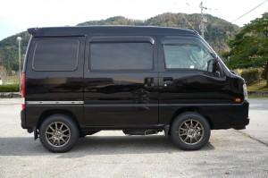 スバル サンバー ディアス 4WD SC (型式TW2) 富山県富山市 K様