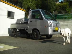 スバル サンバー トラック 4WD (型式TT2) 和歌山県日高川町 K様