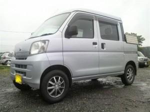 ダイハツ ハイゼット デッキバン 4WD (型式S330W) 神奈川県座間市 O様