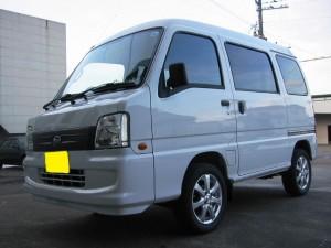 スバル サンバー バン 4WD (型式TV2) 北海道札幌市 H様
