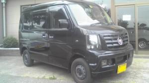 エブリィ ワゴン 2WD (型式DA64W) FAFリフトアップスプリング取り付け 愛知県あま市 M様