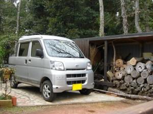 ダイハツ ハイゼット デッキバン 4WD (型式S330W) FAFコンプリートカー 千葉県長柄町 M様