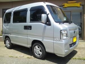 サンバー SC 4WD (型式TV2) FAFリフトアップスプリング取り付け 群馬県邑楽町 O様