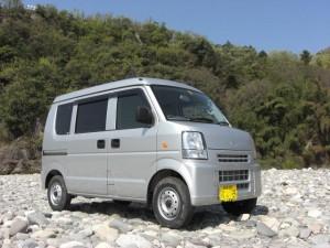 マツダ スクラム バン 4WD (型式DG64V) 岐阜県関市 M様