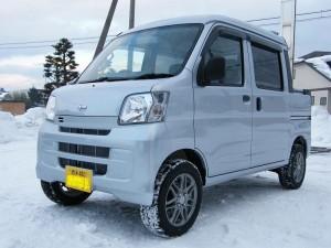ダイハツ ハイゼット デッキバン 4WD (型式S331W) 岩手県盛岡市 U様