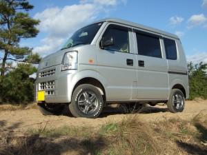 スズキ エブリィ バン 4WD (型式DA64V) 鳥取県鳥取市 N様