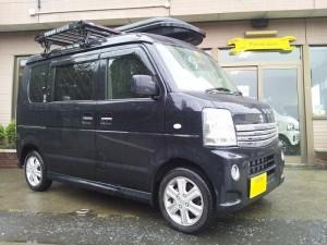 エブリィ ワゴン (型式DA64W) FAFリフトアップスプリング取り付け  愛知県日進市 N様
