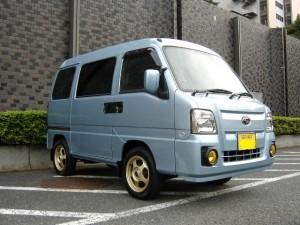 スバル サンバー ディアス 4WD(型式TV2) 東京都港区 (株)パワーハウス・アクセル 代表取締役 河西様