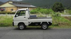 スバル サンバー トラック 4WD (型式KS4) 兵庫県丹波市 T様