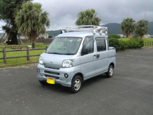 ダイハツ ハイゼット デッキバン 4WD (型式S331W) 鹿児島県指宿市 O様