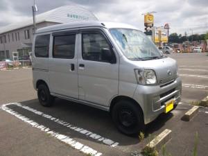 ダイハツ ハイゼット バン 4WD (型式S331V)  宮城県仙台市 K様