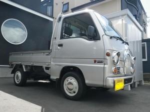 スバル サンバー トラック クラシック 4WD (型式KS4) 北海道北斗市 T様