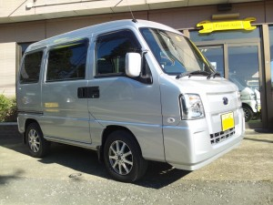 スバル サンバー ディアス 4WD SC (型式TV2) 東京都江東区 I 様