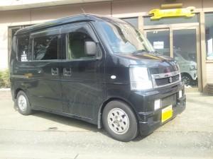 スズキ エブリ バン 4WD (型式DA64V) 東京都青梅市 O様