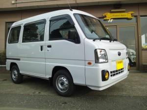 スバル サンバー ディアス 4WD (型式TV2) 千葉県 勝浦市 F 様
