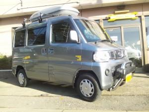 ニッサン クリッパー NV100 4WD (型式U72V) 神奈川県 横浜市 H 様