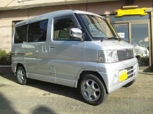 ミツビシ タウンボックス 4WD (型式U62W)  長野県 茅野市 K 様