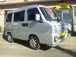 スバル サンバー ディアス 4WD SC (型式TV2) 愛知県 新城市 S 様