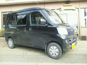 ダイハツ ハイゼット カーゴ 4WD ターボ (型式S331V) 宮城県 白石市 S 様