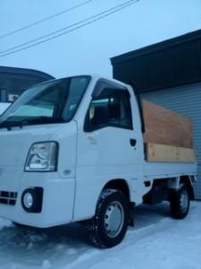 スバル サンバー トラック 4WD (型式TT2) 青森県 青森市 S様