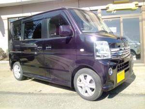 スズキ エブリィ ワゴン 4WD (型式DA64W) 千葉県 船橋市 K 様