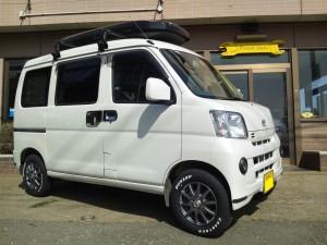 ダイハツ ハイゼット クルーズ カーゴ 4WD ターボ(型式S331V) 千葉県 印西市 S 様