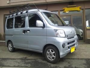 ダイハツ ハイゼット カーゴ ターボ 4WD (型式S331V) 千葉県柏市 O 様