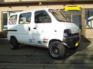 スズキ エブリィ バン (型式DA62V) 東京都世田谷区 S様