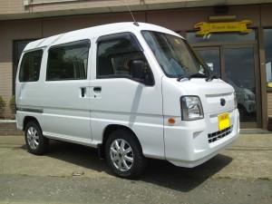スバル サンバー ディアス 4WD (型式TV2) 長野県 富士見町 G 様