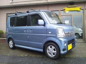スズキ エブリィ ワゴン 4WD ターボ (型式DA64W) 埼玉県 伊奈町 S 様