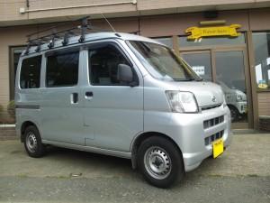 ダイハツ ハイゼット カーゴ 4WD (型式S330V) 千葉県 柏市 O 様